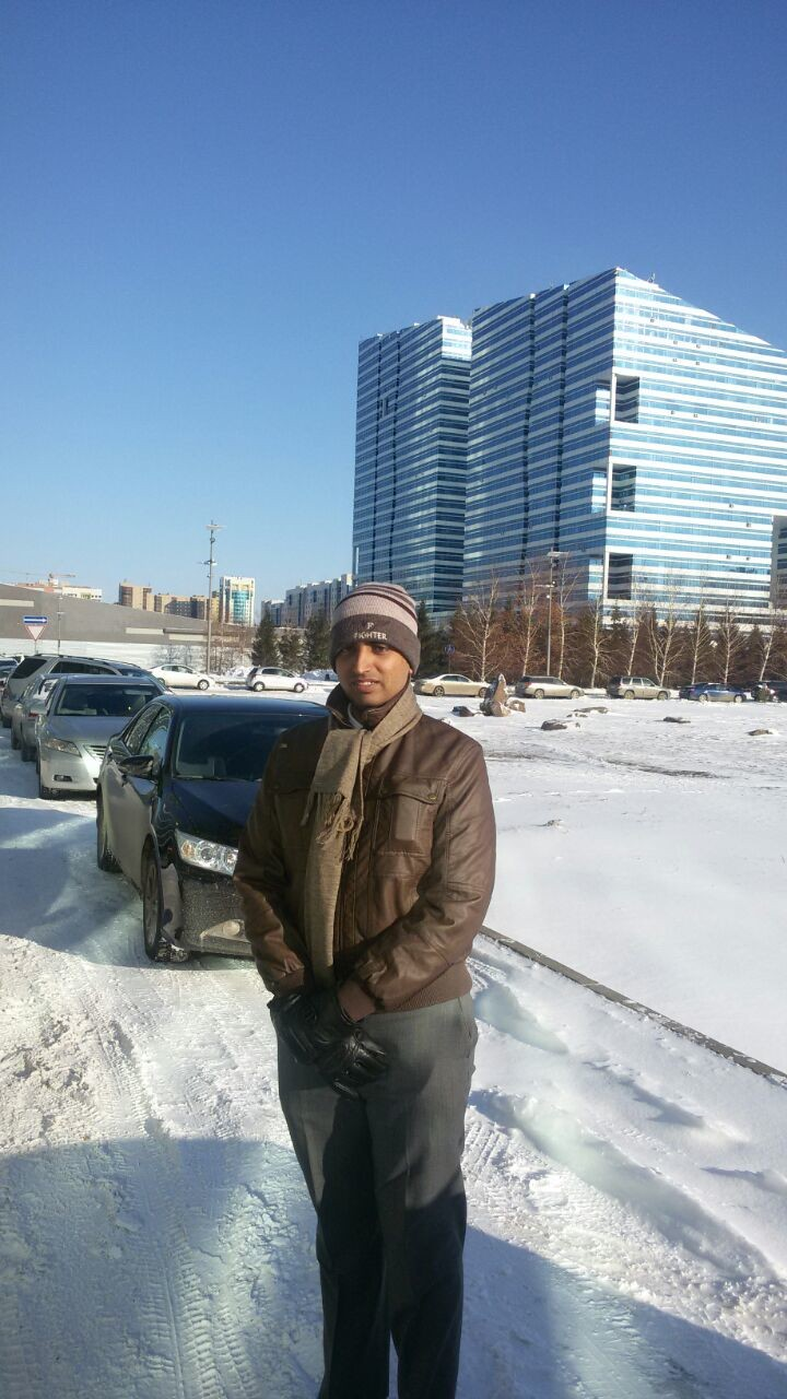 Downtown Astana